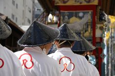 出発間際の放下鉾。 祇園祭 京都 kyoto gion festival
