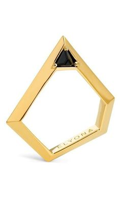 Contemporary Ring | Geo ring