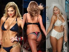 Kate Upton - recently slammed by a pro-anorexia site for being too fat. Well all have to say is GO KATE! Finally a woman that other women can relate to on the runway. Yes, she has body fat and even side rolls, big f**king deal. Anybody ever have an unflattering pic taken of them?
