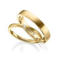 Individuelle Trauringe/Eheringe in vielen verschiedenen Ausführungen | 123gold