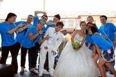 Bridal Car, Girls Dresses, Flower Girl Dresses, Grooms, Beautiful Bride, Wedding Dresses, Fashion, Dresses Of Girls, Bride Dresses