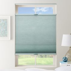 Premier Double Cell Light Filtering Shades from SelectBlinds.com