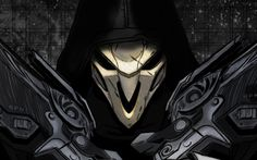 78 Reaper (Overwatch) HD Wallpapers   Backgrounds - Wallpaper Abyss