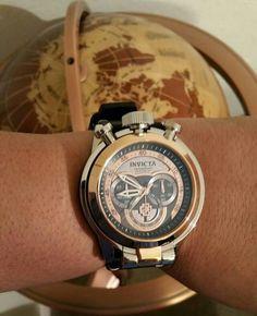 Invicta I-Force Admiral chronograph