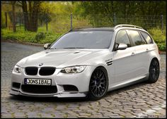 BMW ///M3 Wagon Why is this not in the US??