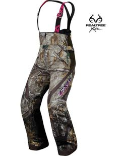 #New #RealtreeXtra #camo Snowmobiling Pants!! LOVE!