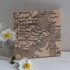 Are you interested in our Vintage Map Printed on Wood? With our Vintage Wooden Map Print you need look no further.