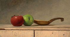 David Brega Hyperrealism, Still Life Art, David, Apple, Contemporary, Fruit, Apple Fruit, The Fruit, Apples