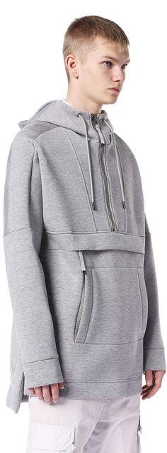 Diesel Neoprene Sweater