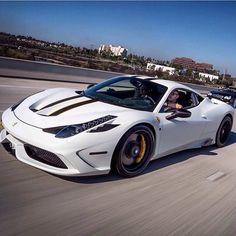 #Ferrari 458 #Speciale