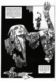 sergio toppi sharaz-de - Google Search