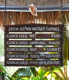 Stock Island Weather Channel