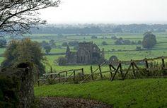 Ireland landcape.
