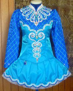 Beautiful  Mary Skotnicki dress on dance again