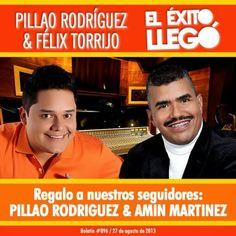 Regalo a nuestros seguidores: @PillaoVallenato y @AminElChiche - http://wp.me/p2sUeV-3Vp  - Descargas #Vallenato !