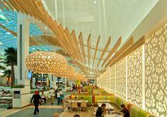 Mirdif food court