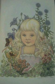 Illustration the children's hour vol 5 best loved poems Elizabeth Orton Jones
