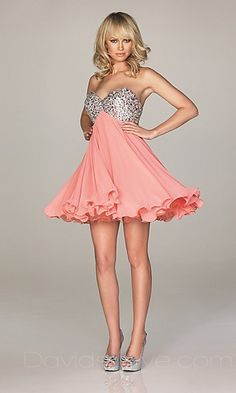 Love this dress! Pretty PINK!