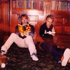 rupert and tom