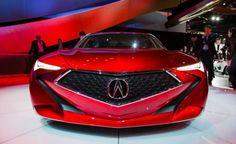 Acura Precision Concept Car Facelift