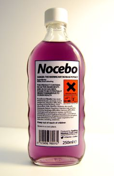 Nocebo, now available without a prescription