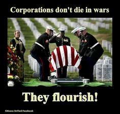 Chaney's Halliburton corporation made 48 billion on the wars he said we had to fight.