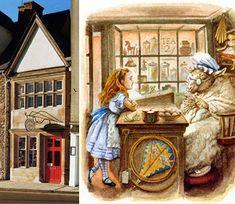 Alices Shop, Oxford