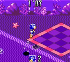 Sonic Labyrinth para Game Gear.