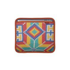 Wayuu prints iPad protective sleeves by CaritoCaró