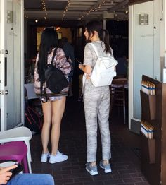 April 28, 2015 - Out and about in LA. Kendall Nicole Jenner Fashion Style