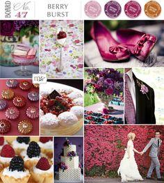 Magnolia Rouge: Board#47: Berry Burst