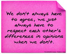 Inspirational Thoughts On Respect | Inspirational Words & Thoughts / www.thinkmestrange.tumblr.com ...