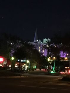 International Drive at night, Orlando International Drive, Orlando, Tower, Florida, Night, Building, Places, Travel, Viajes