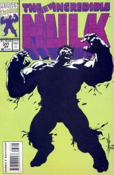 Incredible Hulk #377: Rare third printing. Click for value