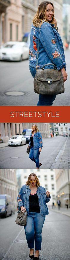 Jeansjacken sind die idealen Begleiter für einen Städtetrip. Sie lassen sich wunderbar mit Jeans zum All Denim Look oder romantischen Kleidern kombinieren. Dazu ein bequemer Sneaker oder Ballerinas und die Stadt gehört dir!