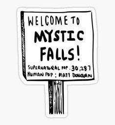 The vampire diaries-Mystic Falls by KikkaT