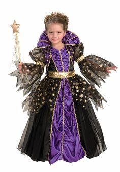 Le Top Girls Dress Halloween Costume Pink Princess Queen Dalmatian Faux Fur