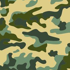 Motif tendance TROOPER, coloris personnalisables sur www.deco-tissus.com