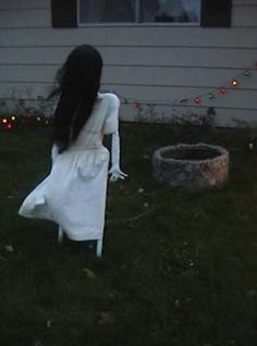 "how to create samara from ""the ring"""