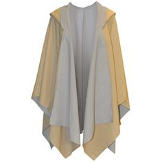 Hooded Wrap Tan Gray, $49, now featured on Fab.