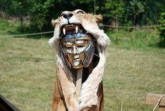Signifer helmet with mask