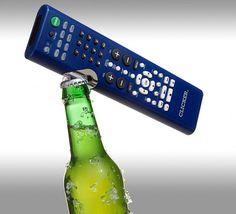 Bottle-Opening Universal Remote | 20 Bottle Openers