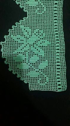 Crochet Books, Knit Crochet, Natal Plum, Fillet Crochet, Crochet Bedspread, Easy Knitting Patterns, Crochet Borders, Crochet Projects, Diy And Crafts