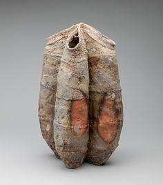 Tall Clover Vase – Scott Parady // Anagama Wood-Fired Stoneware / Ceramics