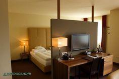 Schönes Zimmer im Miramonti Boutique Hotel