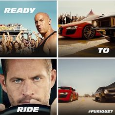 """History will be made. #fast7april3 #ludaversalmarch31"""