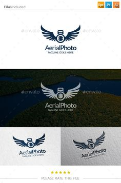 Photo  Logo Design Template Vector #logotype Download it here: http://graphicriver.net/item/photo-logo/10798402?s_rank=1210?ref=nexion