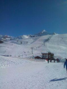 Rifugio Bucaneve - Motta - Madesimo skiarea - italy