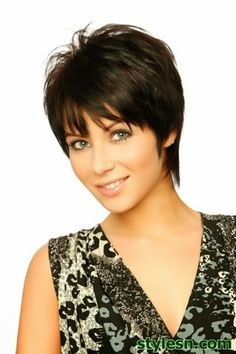 Short Cuts hairstyle 2014