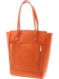 Dianne tote - absolutely love the color and the structured lines!